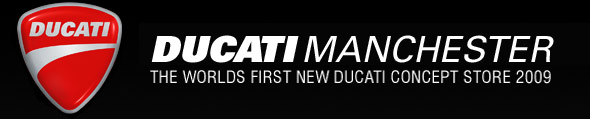 Ducati motorcycles available at Ducati Manchester, the UK's leading Ducati dealers.