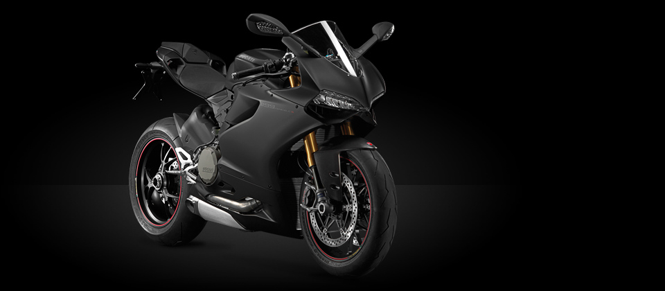 Ducati Diavel Black Matte