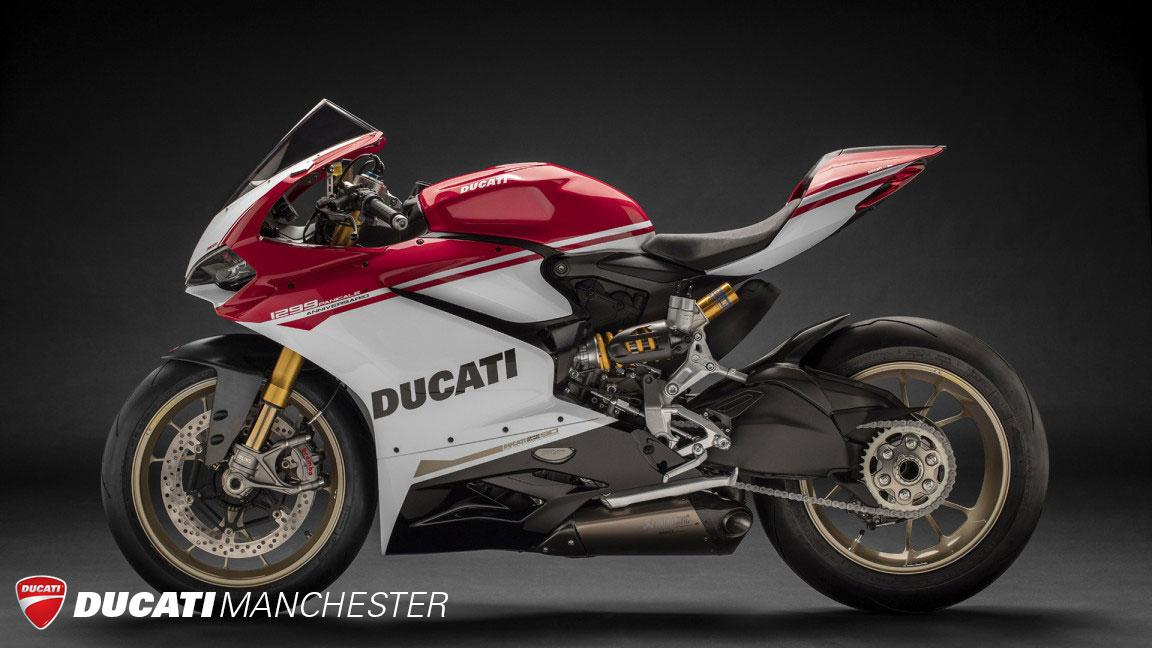 Ducati 1299 Panigale S Anniversario For Sale Uk Ducati Manchester