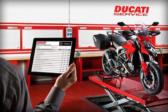 Ducati Monster   Service Intervals