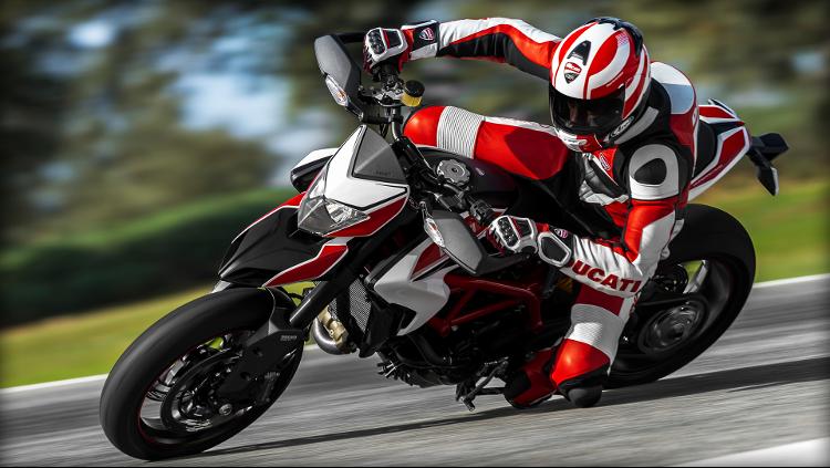 Ducati Hypermotard  Sp Top Speed