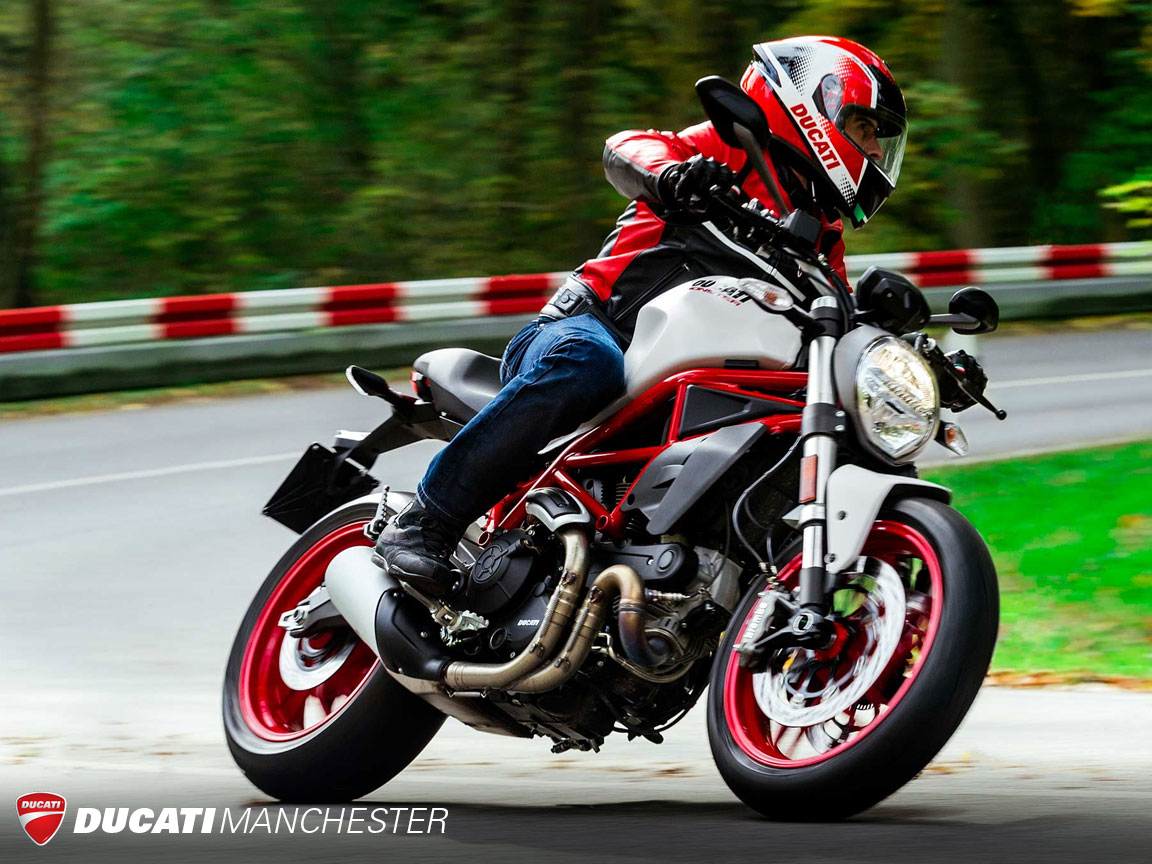 monster 797 photo