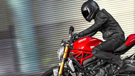 ducati monster clothing
