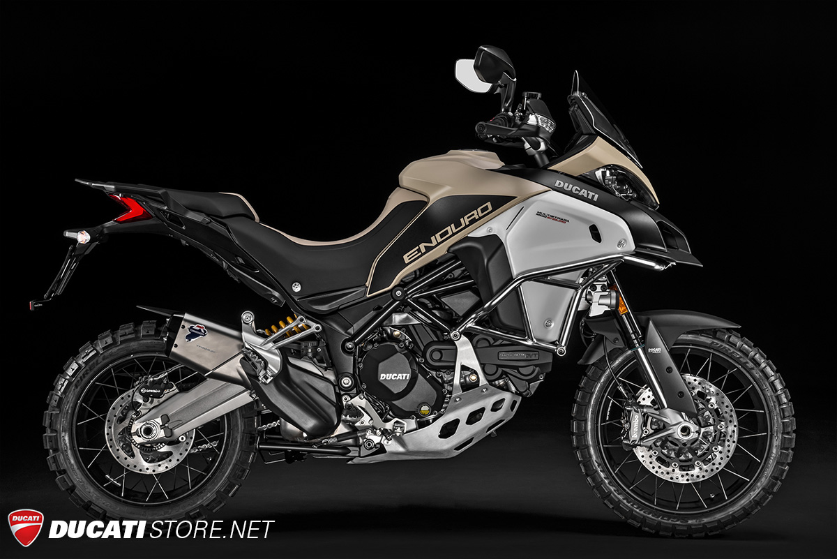 2021 Ducati Multistrada V4 First Look: 19 Fast Facts