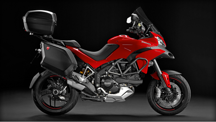 Multistrada 1200 S Granturismo photo