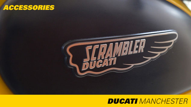 scrambler parts and accessories