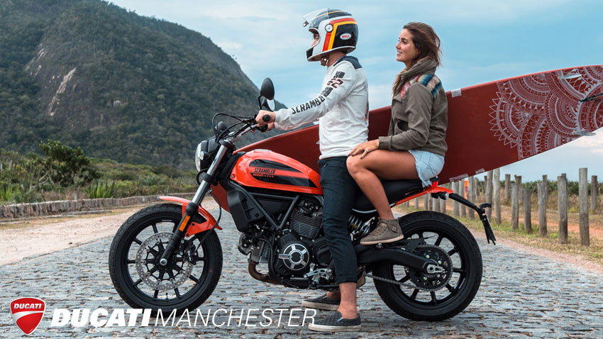 Sixty 2 Scrambler photo