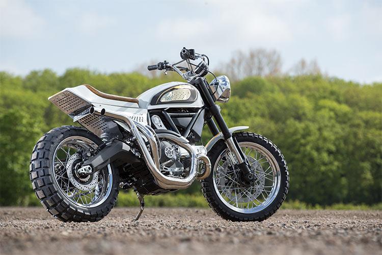 Ducati Scrambler Uk