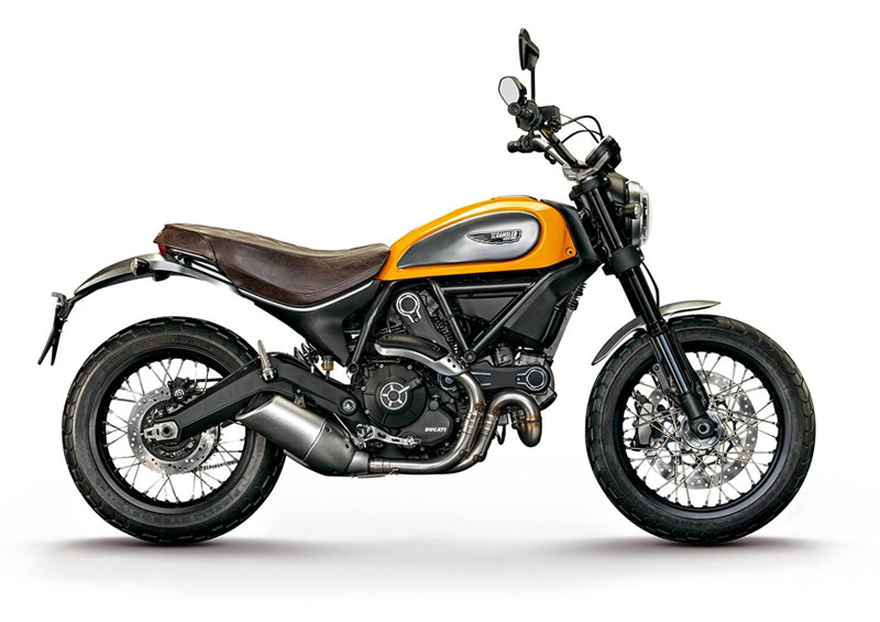 Ducati Scrambler Classic For Sale Uk