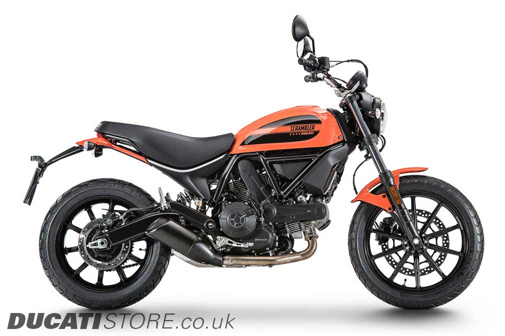 Scrambler Sixty2 62 photo