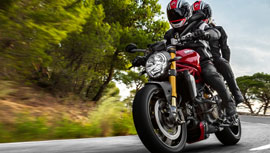 used ducati monster