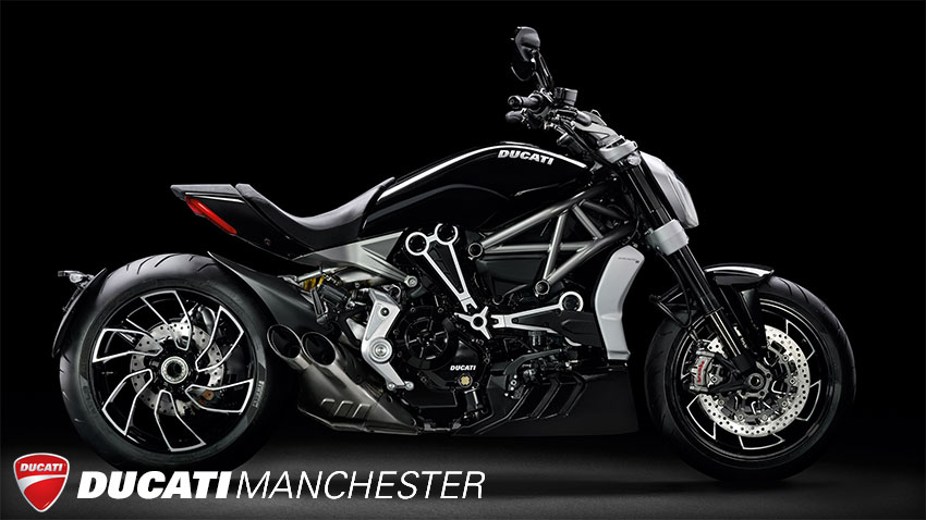 Video Ducati Diavel