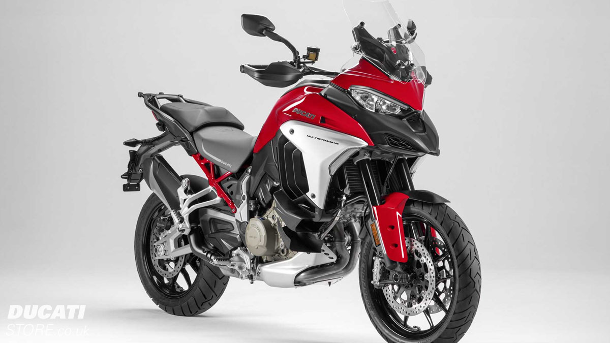 Multistrada V4 photo